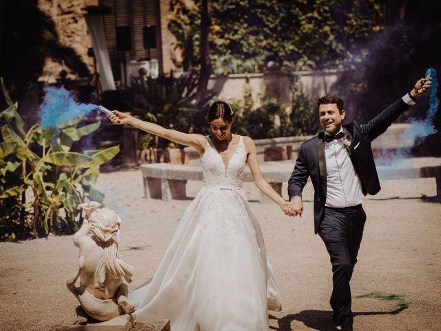 La boda de Cristina y Patrick