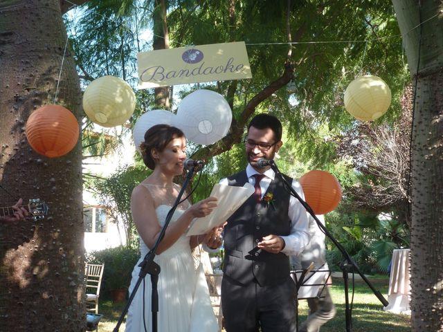 La boda de Helio y Nuria en Picanya, Valencia 2
