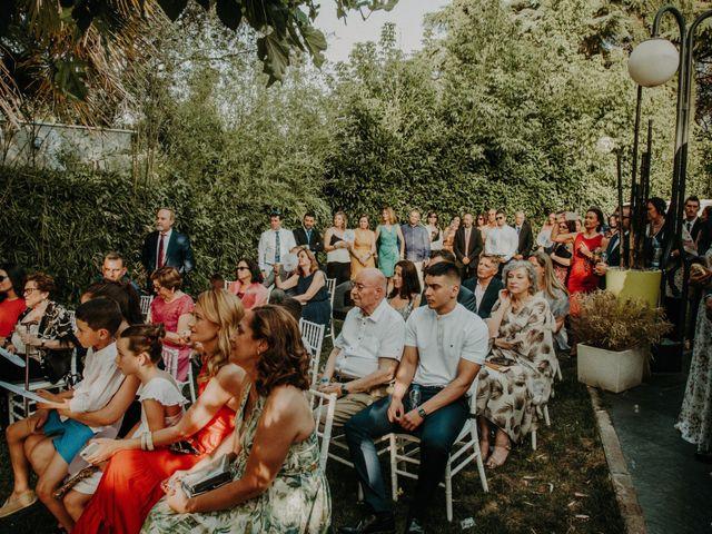 La boda de Javi y Natalia en Madrid, Madrid 22