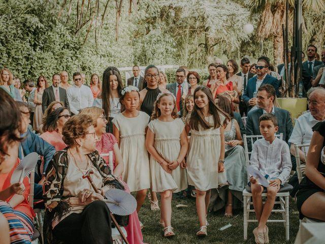 La boda de Javi y Natalia en Madrid, Madrid 24