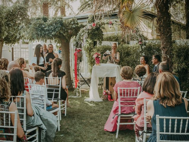 La boda de Javi y Natalia en Madrid, Madrid 28