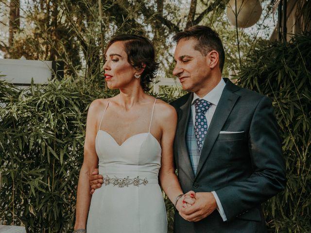 La boda de Javi y Natalia en Madrid, Madrid 35