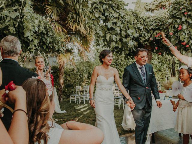 La boda de Javi y Natalia en Madrid, Madrid 48