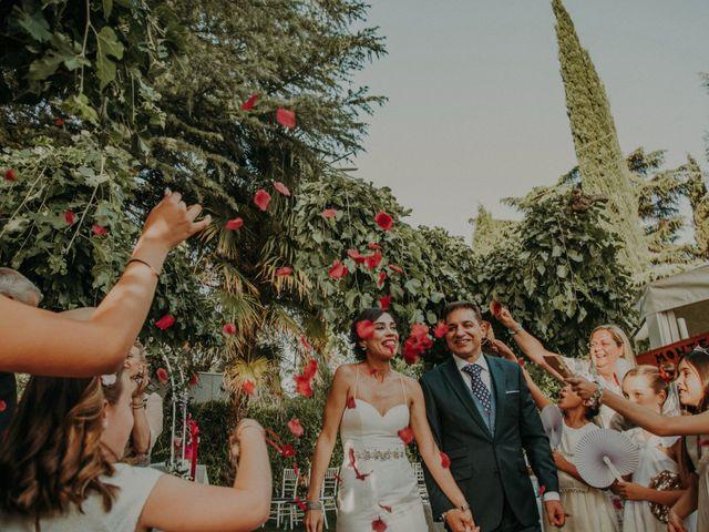 La boda de Javi y Natalia en Madrid, Madrid 49