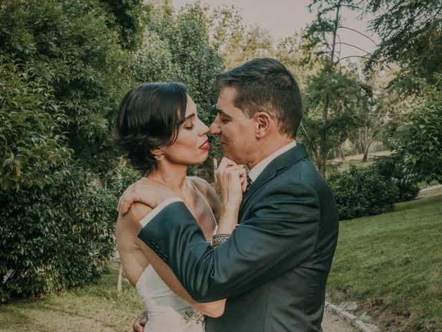 La boda de Javi y Natalia en Madrid, Madrid 68