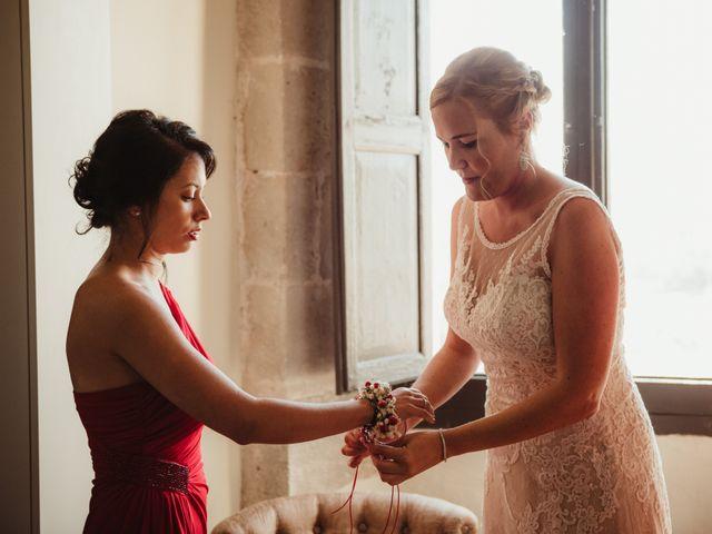 La boda de Joan y Alexandra en Sant Marti De Tous, Barcelona 30