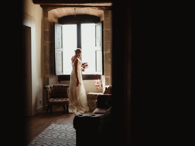 La boda de Joan y Alexandra en Sant Marti De Tous, Barcelona 33