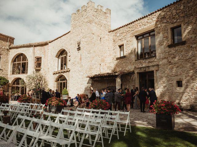 La boda de Joan y Alexandra en Sant Marti De Tous, Barcelona 38