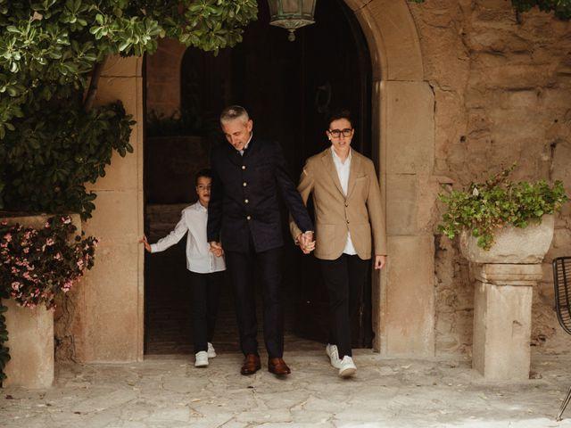 La boda de Joan y Alexandra en Sant Marti De Tous, Barcelona 41