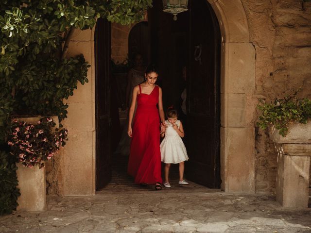 La boda de Joan y Alexandra en Sant Marti De Tous, Barcelona 46