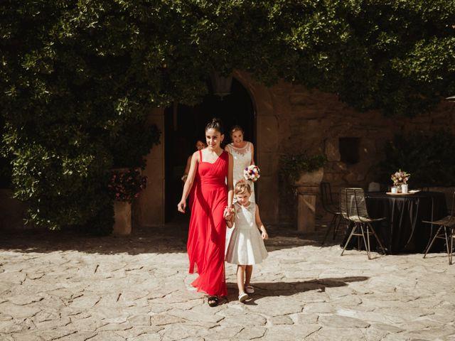 La boda de Joan y Alexandra en Sant Marti De Tous, Barcelona 47