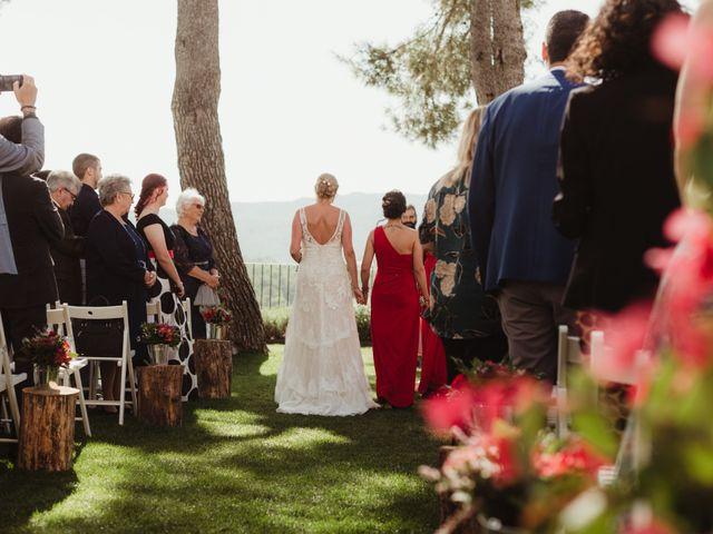 La boda de Joan y Alexandra en Sant Marti De Tous, Barcelona 50