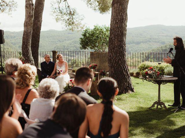 La boda de Joan y Alexandra en Sant Marti De Tous, Barcelona 55
