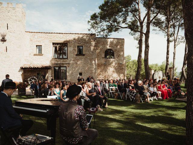 La boda de Joan y Alexandra en Sant Marti De Tous, Barcelona 56