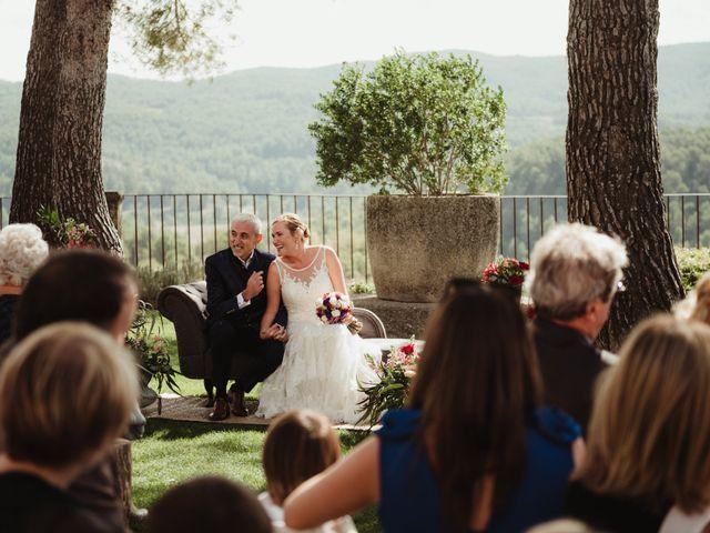 La boda de Joan y Alexandra en Sant Marti De Tous, Barcelona 59
