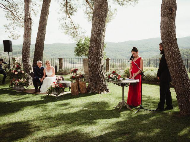 La boda de Joan y Alexandra en Sant Marti De Tous, Barcelona 63