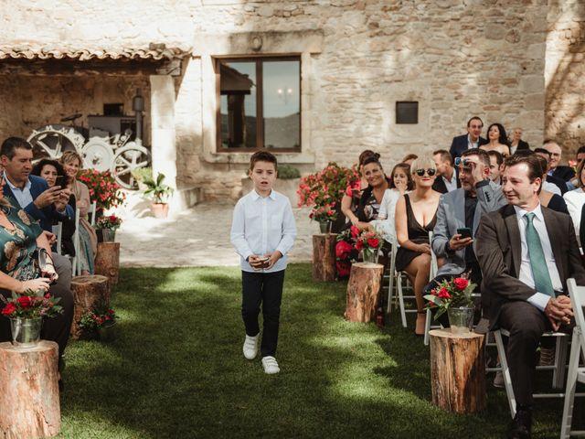 La boda de Joan y Alexandra en Sant Marti De Tous, Barcelona 67