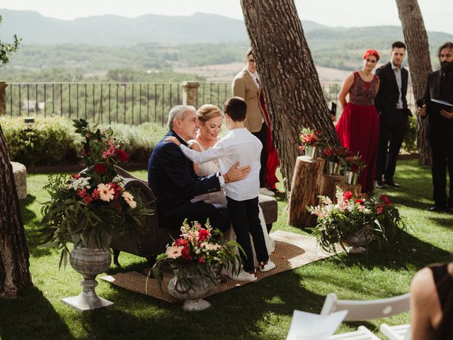 La boda de Joan y Alexandra en Sant Marti De Tous, Barcelona 69