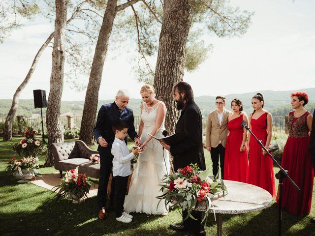 La boda de Joan y Alexandra en Sant Marti De Tous, Barcelona 70