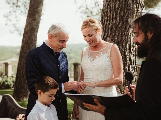 La boda de Joan y Alexandra en Sant Marti De Tous, Barcelona 71
