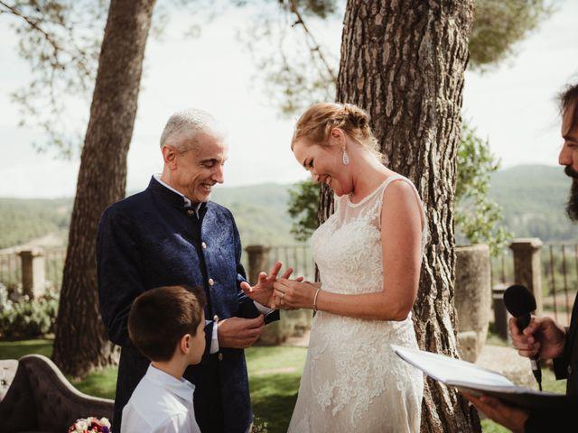 La boda de Joan y Alexandra en Sant Marti De Tous, Barcelona 73