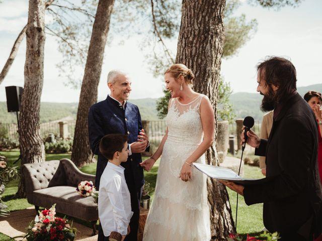 La boda de Joan y Alexandra en Sant Marti De Tous, Barcelona 74