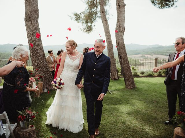 La boda de Joan y Alexandra en Sant Marti De Tous, Barcelona 78