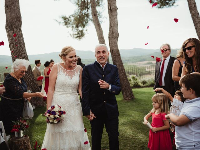La boda de Joan y Alexandra en Sant Marti De Tous, Barcelona 79