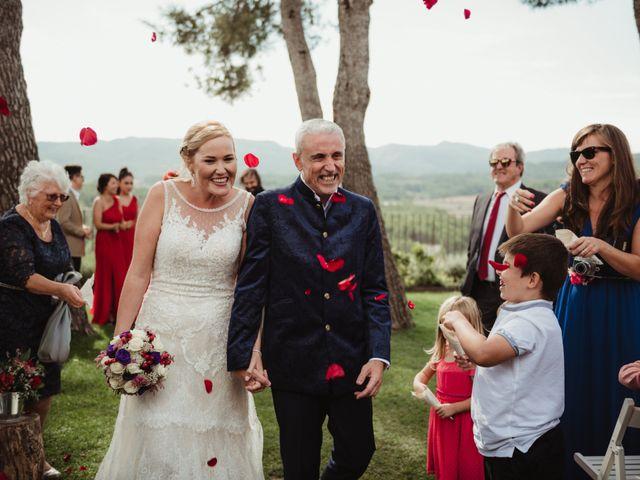 La boda de Joan y Alexandra en Sant Marti De Tous, Barcelona 80