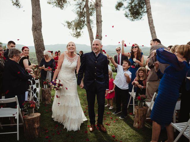 La boda de Joan y Alexandra en Sant Marti De Tous, Barcelona 81