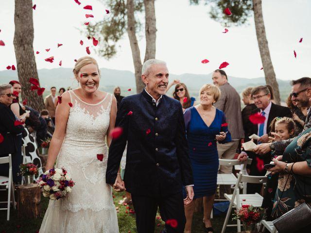 La boda de Alexandra y Joan