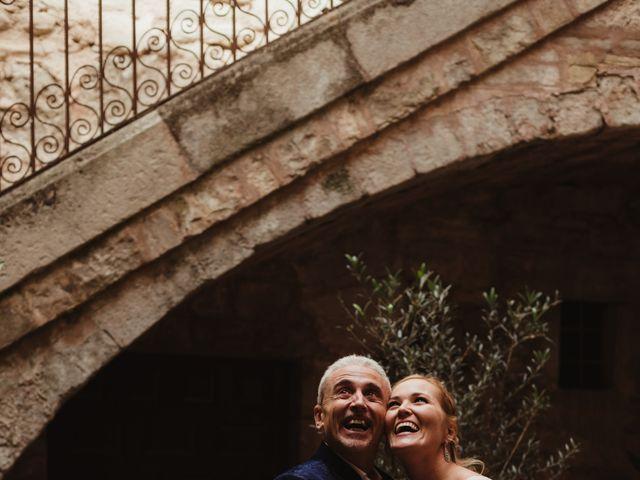 La boda de Joan y Alexandra en Sant Marti De Tous, Barcelona 96