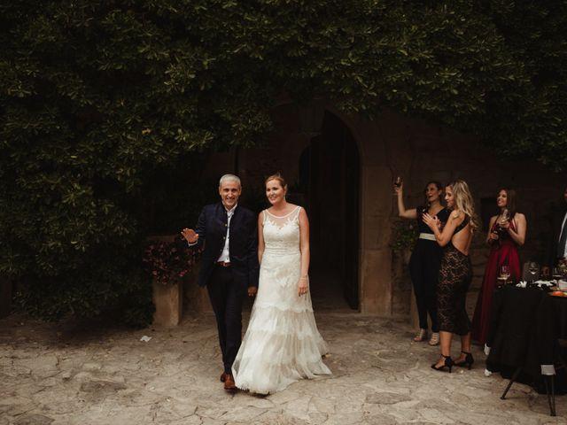 La boda de Joan y Alexandra en Sant Marti De Tous, Barcelona 110