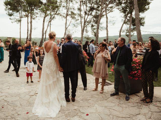 La boda de Joan y Alexandra en Sant Marti De Tous, Barcelona 112