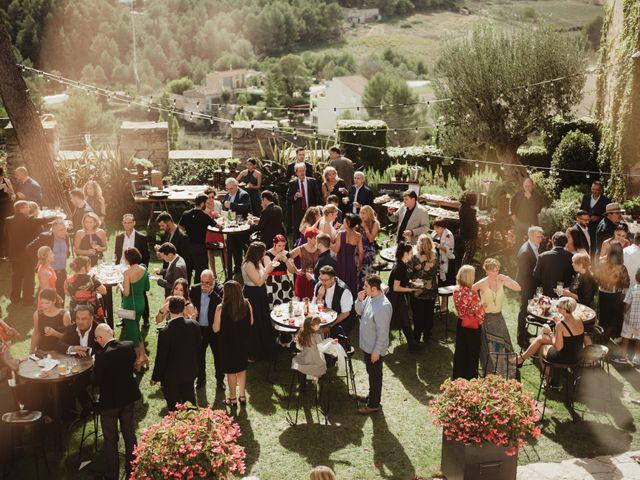 La boda de Joan y Alexandra en Sant Marti De Tous, Barcelona 113