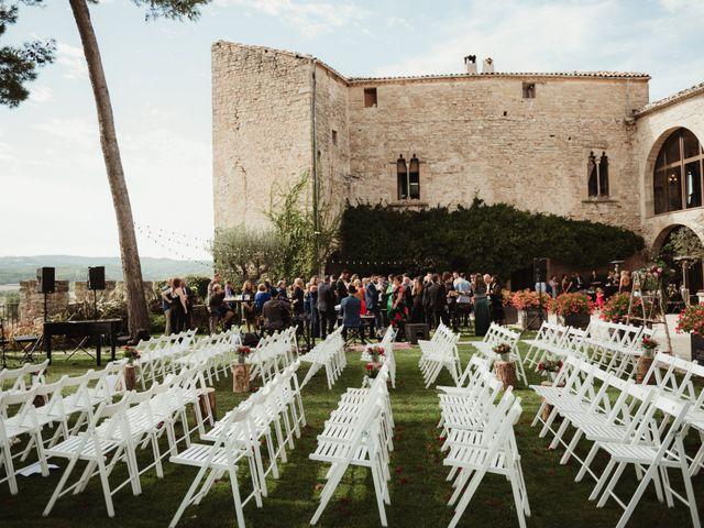 La boda de Joan y Alexandra en Sant Marti De Tous, Barcelona 114