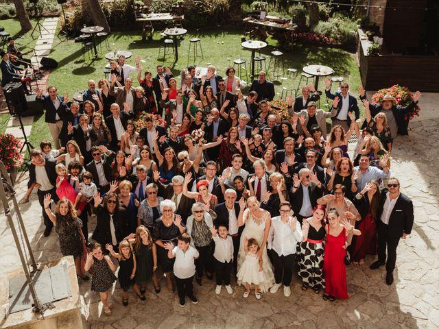 La boda de Joan y Alexandra en Sant Marti De Tous, Barcelona 115