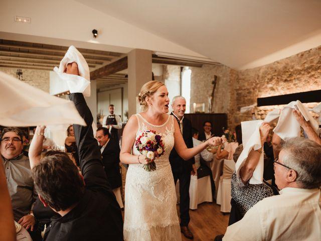 La boda de Joan y Alexandra en Sant Marti De Tous, Barcelona 122