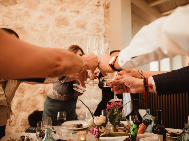 La boda de Joan y Alexandra en Sant Marti De Tous, Barcelona 127