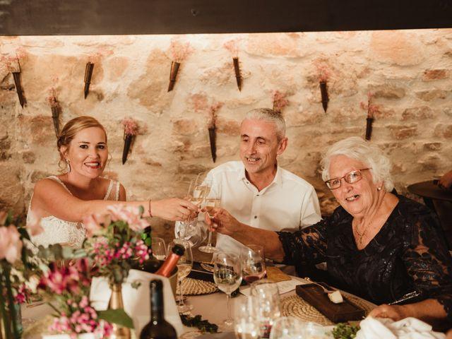 La boda de Joan y Alexandra en Sant Marti De Tous, Barcelona 130