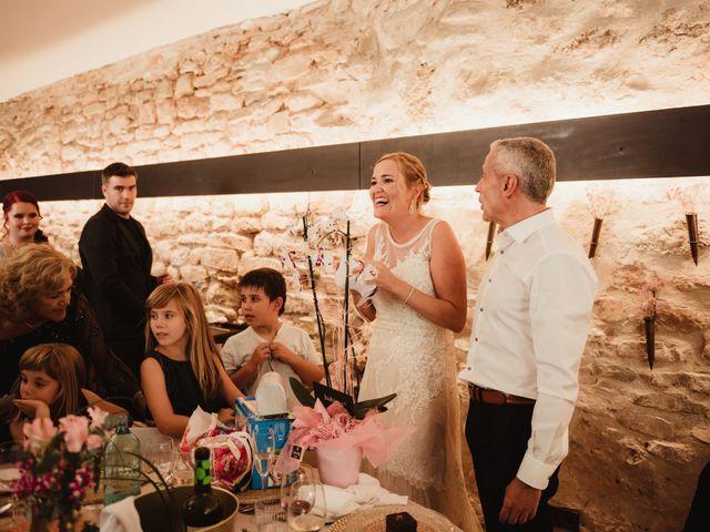 La boda de Joan y Alexandra en Sant Marti De Tous, Barcelona 133