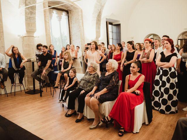La boda de Joan y Alexandra en Sant Marti De Tous, Barcelona 141