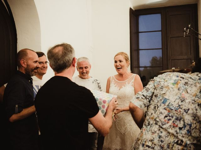 La boda de Joan y Alexandra en Sant Marti De Tous, Barcelona 143