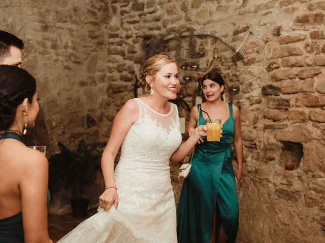 La boda de Joan y Alexandra en Sant Marti De Tous, Barcelona 145