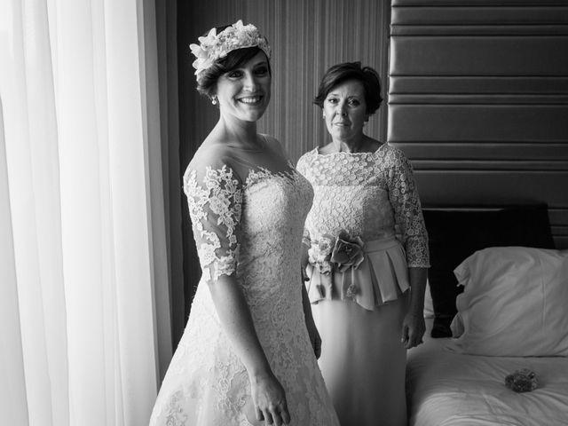La boda de Javi y Berta en Algete, Madrid 13