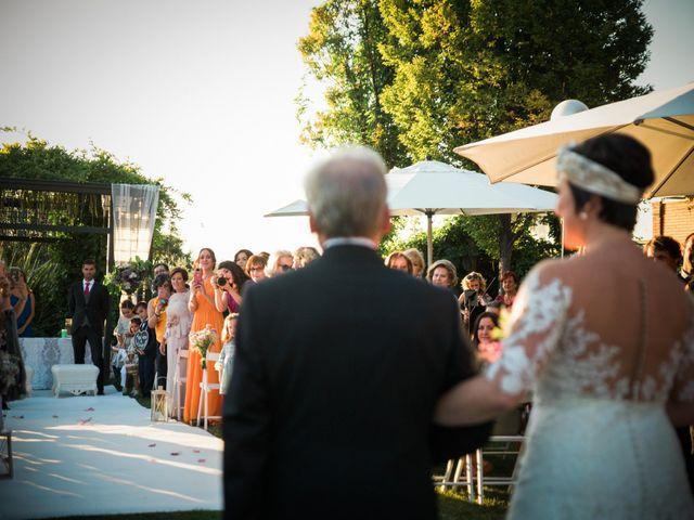 La boda de Javi y Berta en Algete, Madrid 21