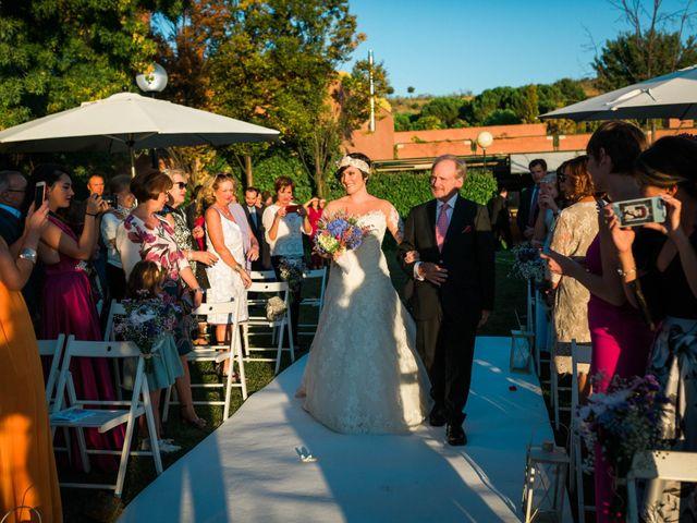 La boda de Javi y Berta en Algete, Madrid 23