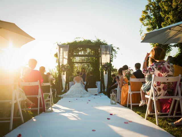 La boda de Javi y Berta en Algete, Madrid 26