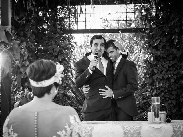 La boda de Javi y Berta en Algete, Madrid 27