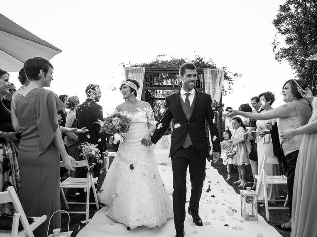 La boda de Javi y Berta en Algete, Madrid 29